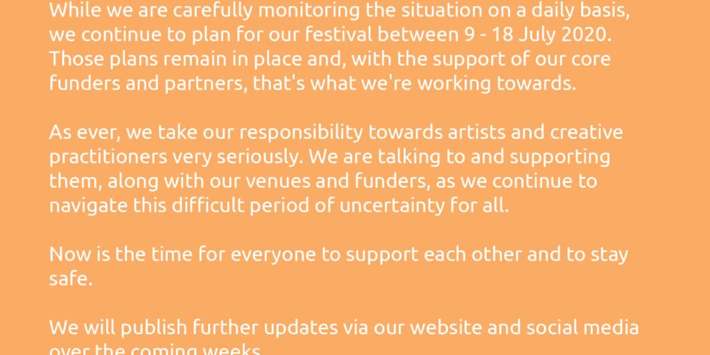 LAAF statement