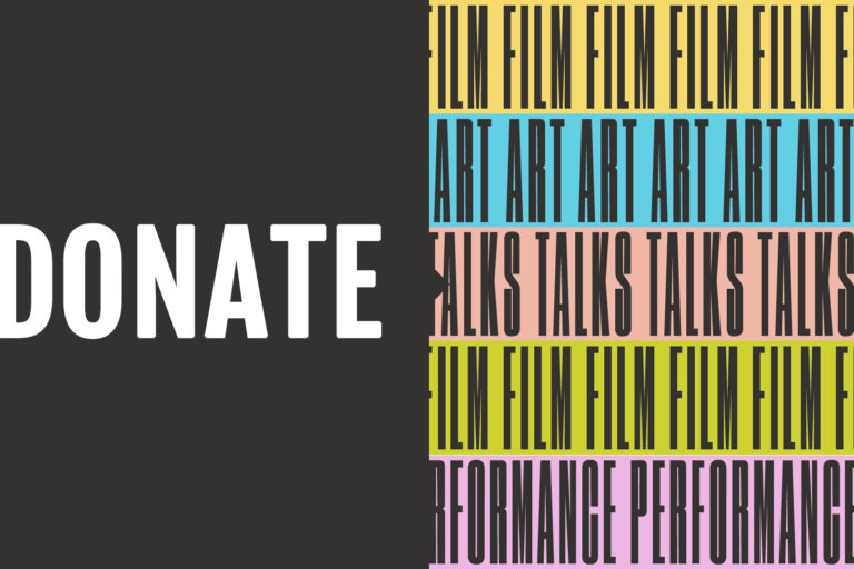 Donate to LAAF as part of our digital festival in 2020