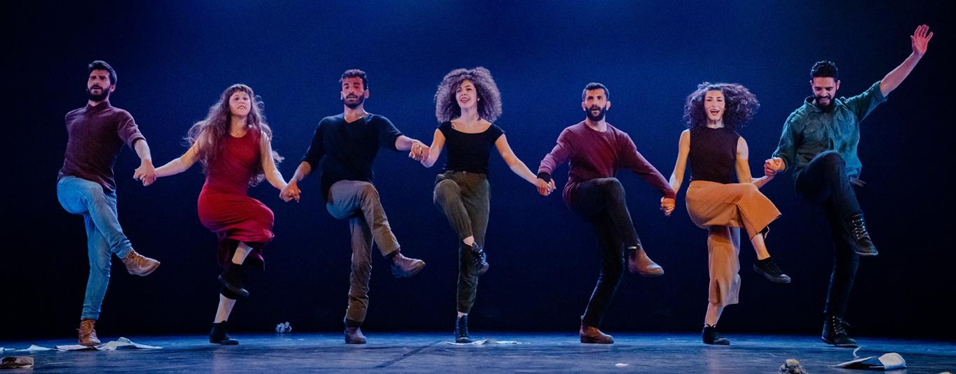 Hawiyya Dance Company & El-Funoun PDT Dabke