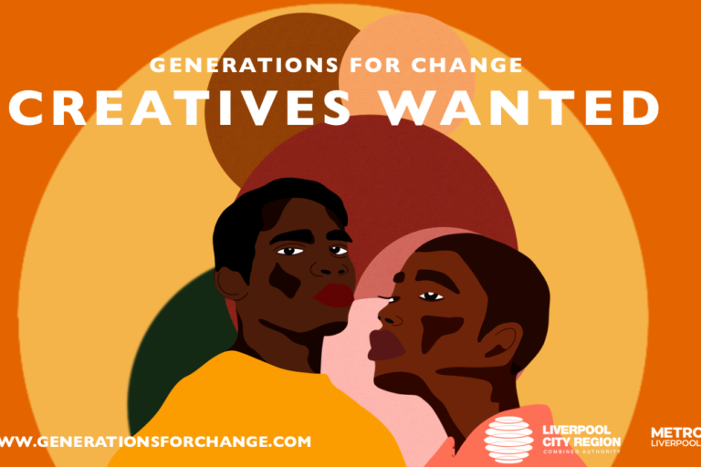 Generations for Change: Young Creatives Wanted