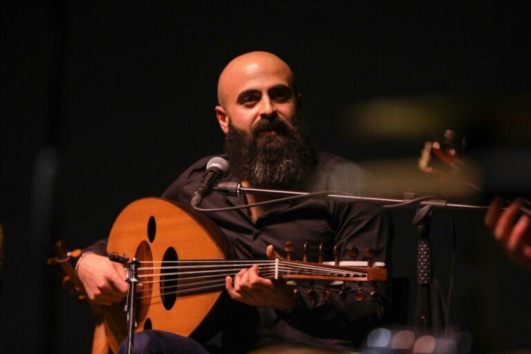 Songs from Palestine Saied Silbak's music playlist
